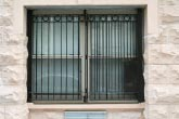 Circle Operable Window Security Bars