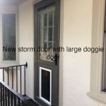 New Strom Door
