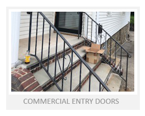 Commercial Entry Doors